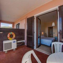 Hotel Del Golfo Проччио балкон