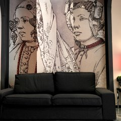 Rossio Garden Hotel комната для гостей