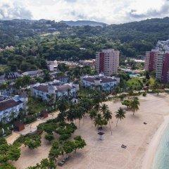 Отель Beach Sands Studio 210E - Turtle Tower Ямайка, Очо-Риос - отзывы, цены и фото номеров - забронировать отель Beach Sands Studio 210E - Turtle Tower онлайн пляж фото 3