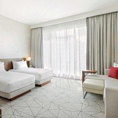 Отель Hyatt Place Dubai/Al Rigga Дубай комната для гостей фото 3
