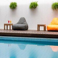 Отель Kam Hotel Мальдивы, Северный атолл Мале - отзывы, цены и фото номеров - забронировать отель Kam Hotel онлайн бассейн фото 3