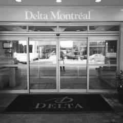 Отель Delta Hotels by Marriott Montreal Канада, Монреаль - отзывы, цены и фото номеров - забронировать отель Delta Hotels by Marriott Montreal онлайн фитнесс-зал фото 2