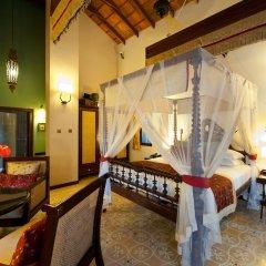 Отель Reef Villa and Spa Шри-Ланка, Ваддува - отзывы, цены и фото номеров - забронировать отель Reef Villa and Spa онлайн комната для гостей фото 6
