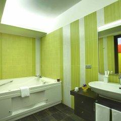 Отель Pompei Resort Италия, Помпеи - 1 отзыв об отеле, цены и фото номеров - забронировать отель Pompei Resort онлайн ванная фото 2