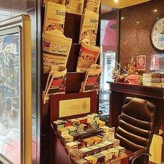 Отель Al Khaleej Plaza Дубай питание фото 2