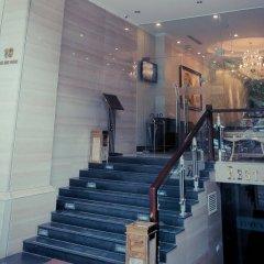 Demantoid Hotel фитнесс-зал