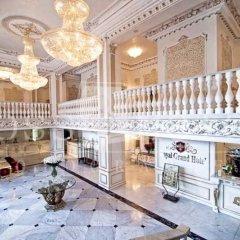 Гостиница Royal Sun Geneva интерьер отеля фото 3