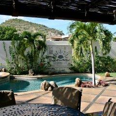 Отель Tooker Casa del Sol Мексика, Сан-Хосе-дель-Кабо - отзывы, цены и фото номеров - забронировать отель Tooker Casa del Sol онлайн бассейн