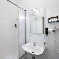 Отель City Rooms ванная