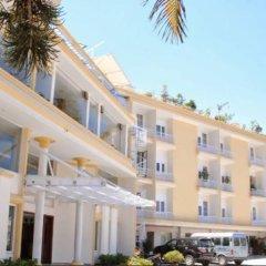 Отель Nice Dream Далат вид на фасад
