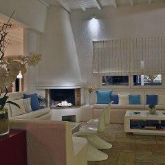 Anemoessa Boutique Hotel Mykonos интерьер отеля