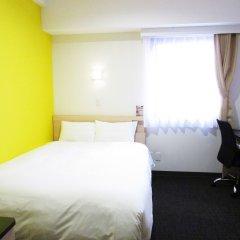 Отель Smile Hotel Utsunomiya Япония, Уцуномия - отзывы, цены и фото номеров - забронировать отель Smile Hotel Utsunomiya онлайн комната для гостей фото 3