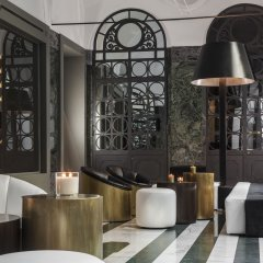 Отель Senato Hotel Milano Италия, Милан - 1 отзыв об отеле, цены и фото номеров - забронировать отель Senato Hotel Milano онлайн гостиничный бар