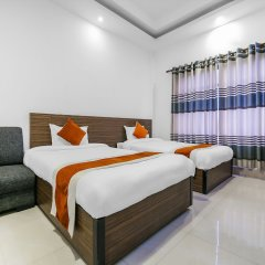 Отель Aakash International Непал, Лумбини - отзывы, цены и фото номеров - забронировать отель Aakash International онлайн комната для гостей фото 3