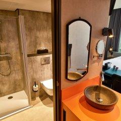 Отель The ED Amsterdam ванная