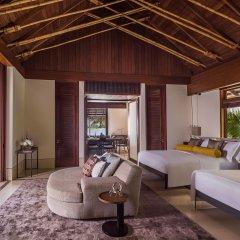Отель One&Only Reethi Rah Мальдивы, Северный атолл Мале - 8 отзывов об отеле, цены и фото номеров - забронировать отель One&Only Reethi Rah онлайн комната для гостей фото 3