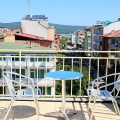 Family Hotel Astra балкон
