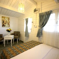 Mavi Beyaz Hotel Beach Club Силифке комната для гостей