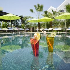 Отель Hoi An Field Boutique Resort & Spa бассейн фото 3