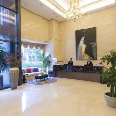 Апартаменты Chengdu Jianian CEO Apartment интерьер отеля