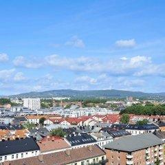 Отель Anker Apartment Норвегия, Осло - 7 отзывов об отеле, цены и фото номеров - забронировать отель Anker Apartment онлайн балкон