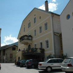 Hotel zur Post Горнолыжный курорт Ортлер парковка