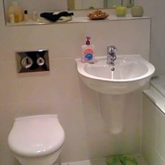 Отель Apple House Guesthouse Wembley ванная фото 2