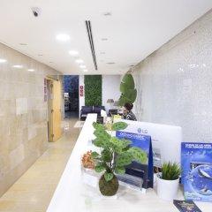 Отель Jardin Botanico Hotel Boutique Испания, Валенсия - отзывы, цены и фото номеров - забронировать отель Jardin Botanico Hotel Boutique онлайн интерьер отеля фото 2