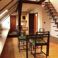 Апартаменты Apartment Charles Bridge - View Прага комната для гостей фото 3