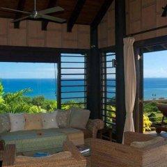 Отель Emaho Sekawa Fiji Luxury Resort Савусаву комната для гостей фото 5