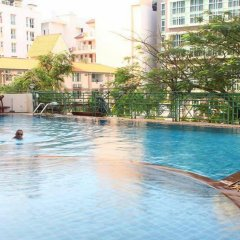 Отель Mike Beach Resort Pattaya бассейн фото 3