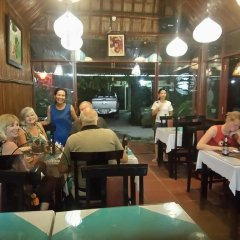 Отель Loc Phat Homestay Хойан питание фото 2