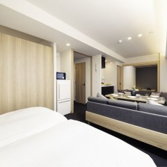 Отель Mimaru Tokyo Hatchobori комната для гостей фото 3