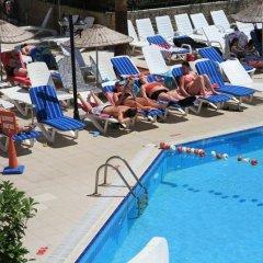 Club Alpina Турция, Мармарис - отзывы, цены и фото номеров - забронировать отель Club Alpina онлайн пляж