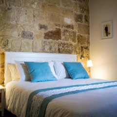 Отель Lemon Tree Bed & Breakfast Мальта, Заббар - отзывы, цены и фото номеров - забронировать отель Lemon Tree Bed & Breakfast онлайн комната для гостей фото 5