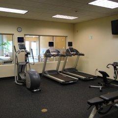 Отель Holiday Inn Effingham фитнесс-зал фото 2