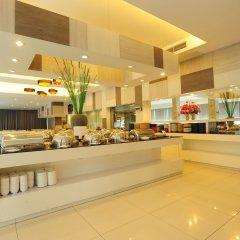 Отель Aunchaleena Grand Бангкок питание фото 2