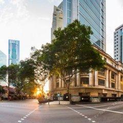 Отель Sofitel So Singapore парковка