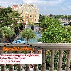 Отель Thanh Binh Riverside Hoi An фото 3