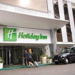 Отель Holiday Inn London Kensington Forum городской автобус