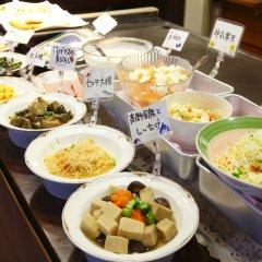 APA Hotel Aomori-Ekihigashi питание