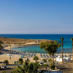 Anonymous Beach Hotel - Adults Only in Ayia Napa, Cyprus from 87$, photos, reviews - zenhotels.com beach photo 2