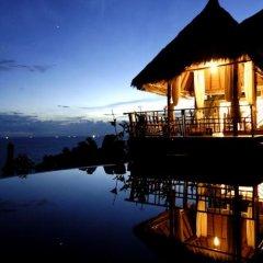 Отель Thipwimarn Resort Koh Tao Таиланд, Остров Тау - отзывы, цены и фото номеров - забронировать отель Thipwimarn Resort Koh Tao онлайн приотельная территория фото 2