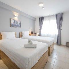 Отель Common Inn комната для гостей фото 5