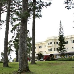 Отель Dalat Palace Далат фото 3