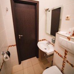 Мини-отель Bier Лога Стандартный номер с двуспальной кроватью