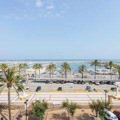 Апартаменты MalagaSuite Fuengirola Beach Apartment Фуэнхирола пляж