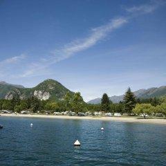 Отель Campeggio Conca DOro Италия, Вербания - отзывы, цены и фото номеров - забронировать отель Campeggio Conca DOro онлайн пляж фото 2
