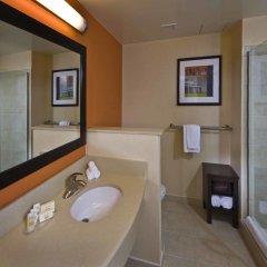 Отель Courtyard Washington, DC/U.S. Capitol США, Вашингтон - 1 отзыв об отеле, цены и фото номеров - забронировать отель Courtyard Washington, DC/U.S. Capitol онлайн ванная фото 2