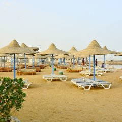Отель Royal Lagoons Aqua Park Resort Families and Couples Only - All Inclusi пляж фото 2